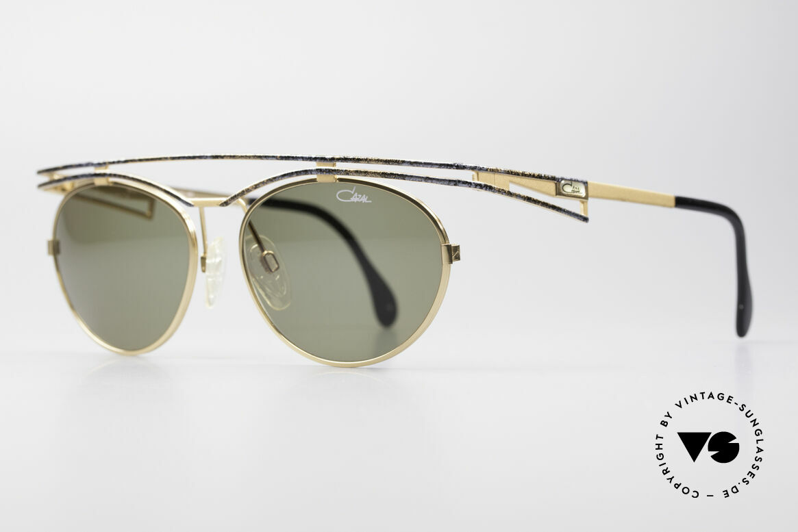 Cazal 970 Extraordinary Shades Women, sophisticated frame finish in tangible high-end quality, Made for Women