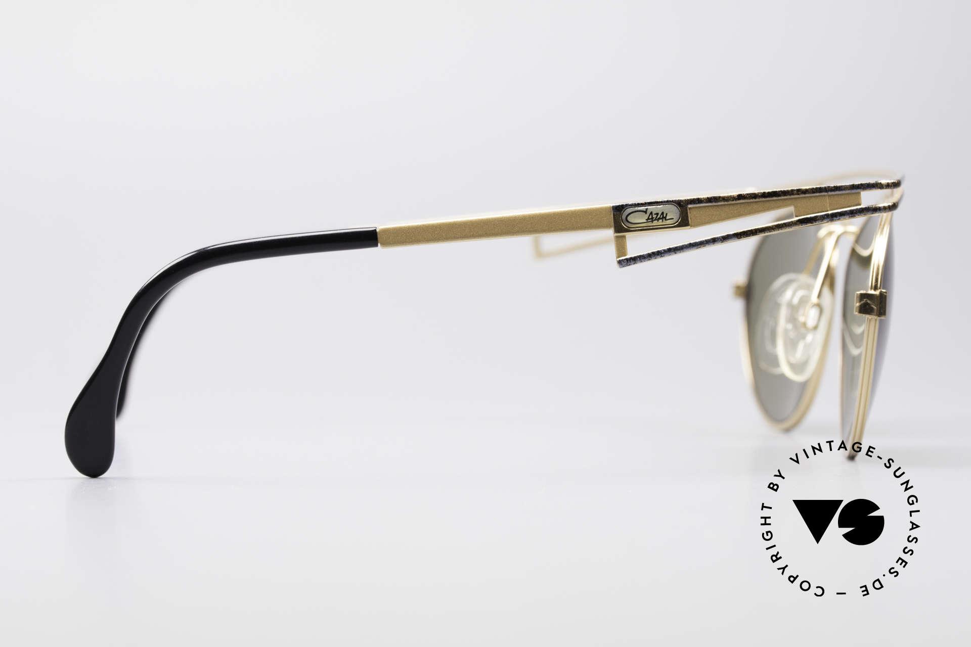 Cazal 970 Extraordinary Shades Women, with original Cazal sun lenses for 100% UV protection, Made for Women