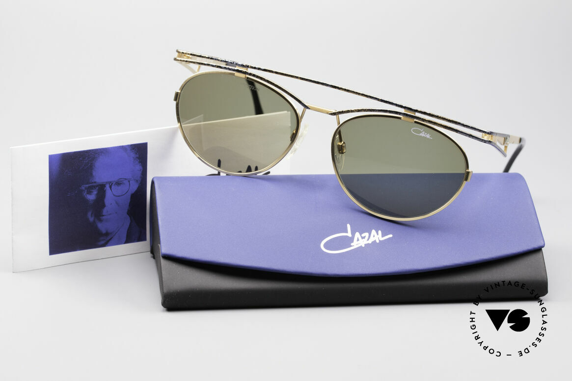 Cazal 970 Extraordinary Shades Women, Size: large, Made for Women