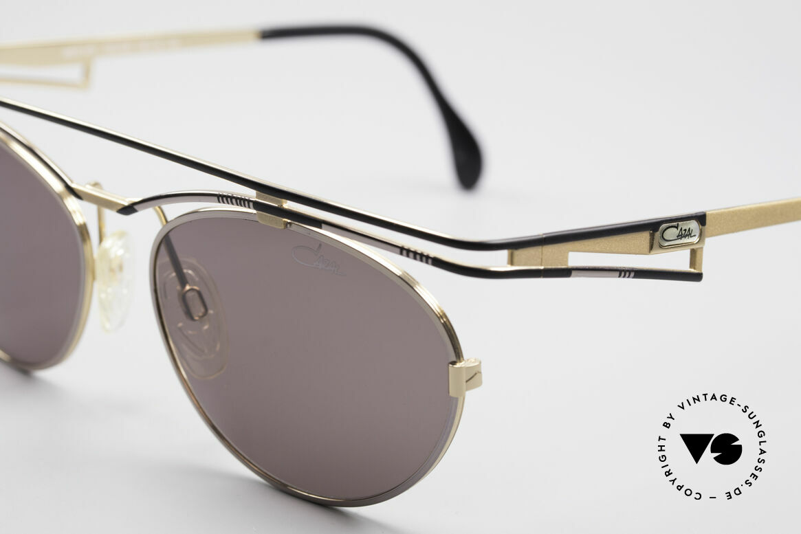 Cazal 970 Extraordinary Ladies Shades, never worn (like all our rare vintage Cazal sunglasses), Made for Women