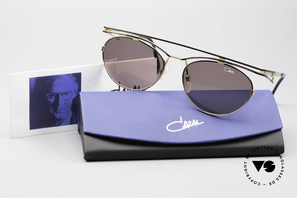 Cazal 970 Extraordinary Ladies Shades, Size: large, Made for Women
