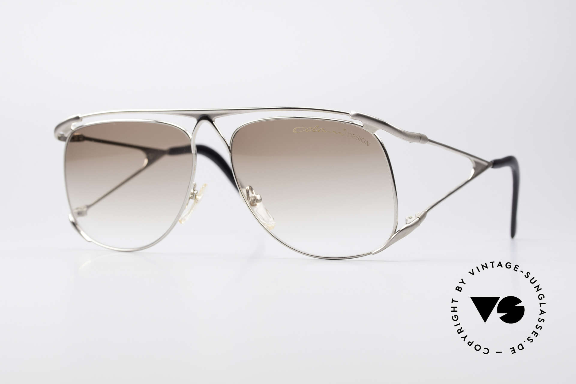 Colani 15-501 Rare 80's Designer Shades, very flashy Luigi Colani sunglasses from the 80's, Made for Men
