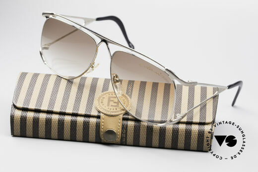 Colani 15-501 Rare 80's Designer Shades, this spectacular model comes with a FENDI case, Made for Men