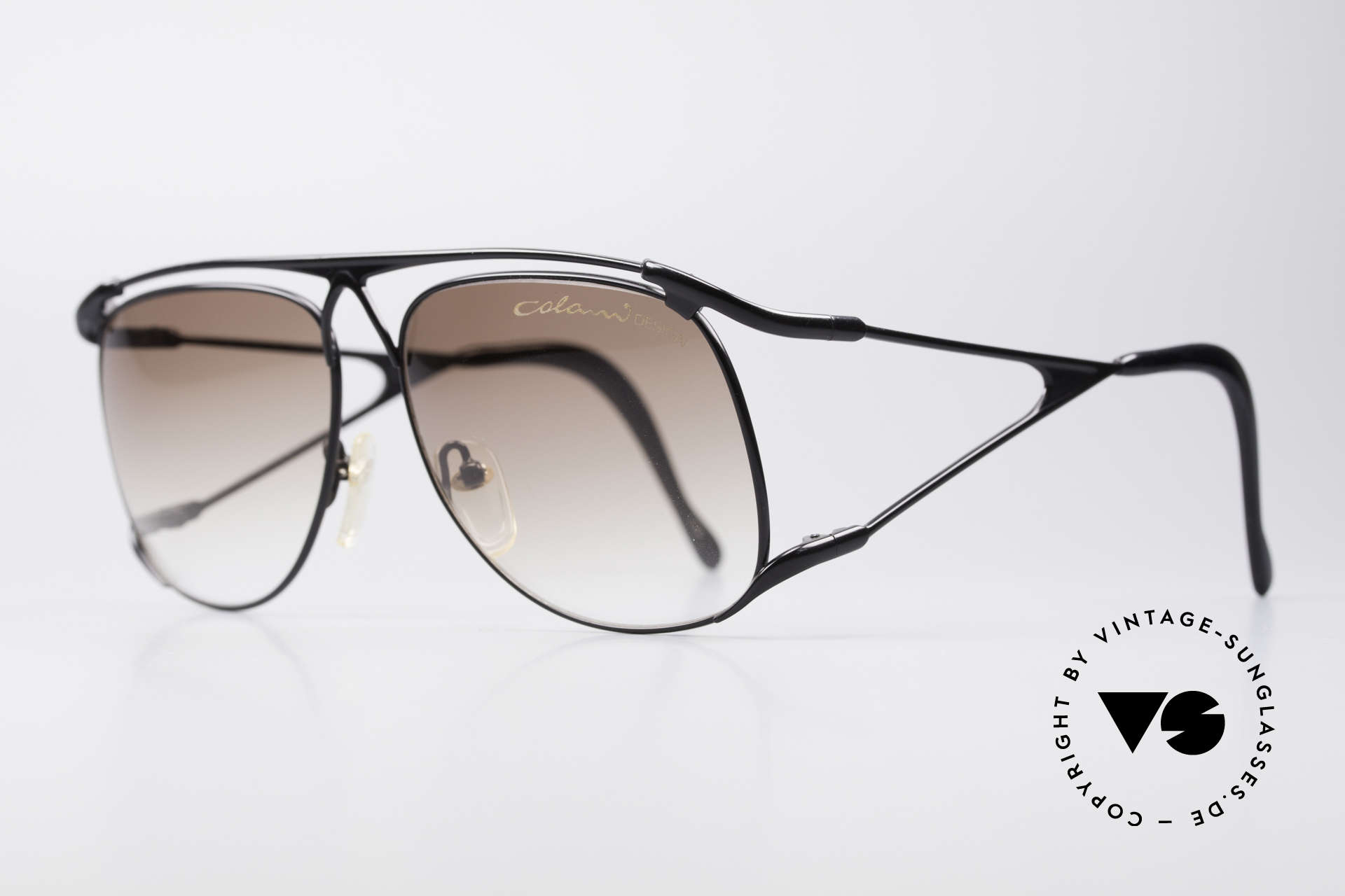 Colani 15-501 Rare 80's Designer Glasses, the most wanted Colani model (collector's item), Made for Men