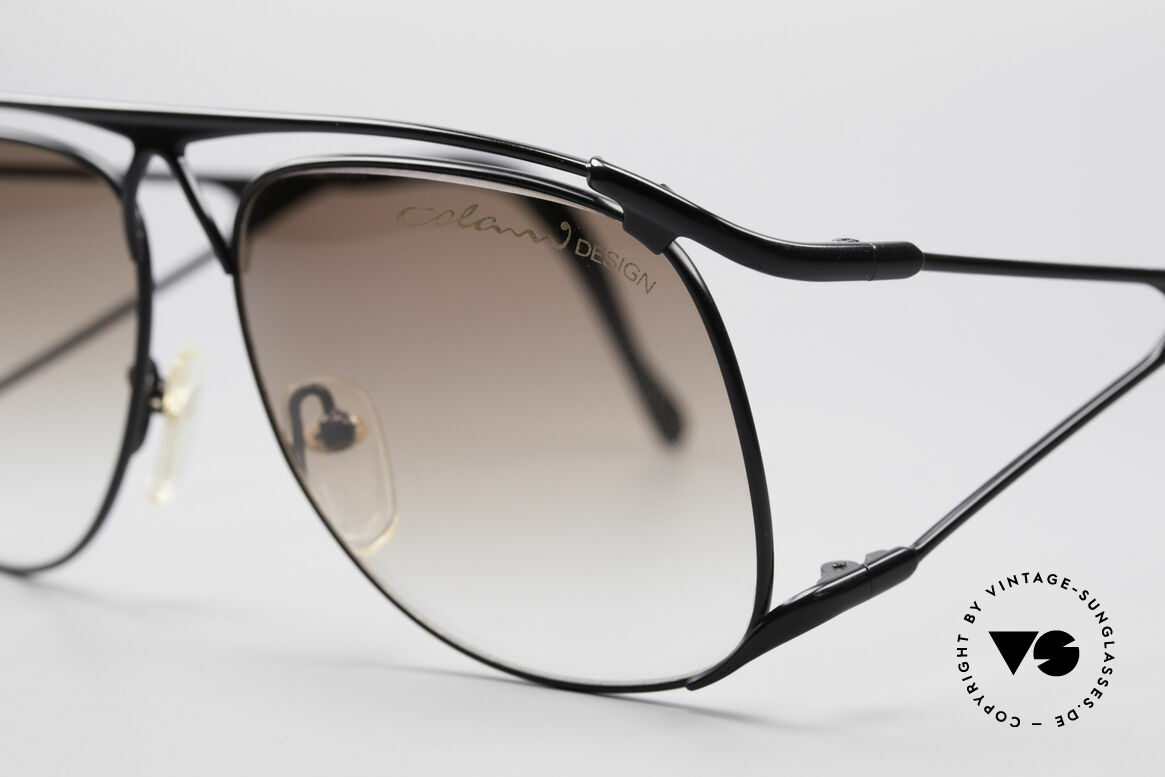 Colani 15-501 Rare 80's Designer Glasses, unworn (like all our vintage eyewear by COLANI), Made for Men