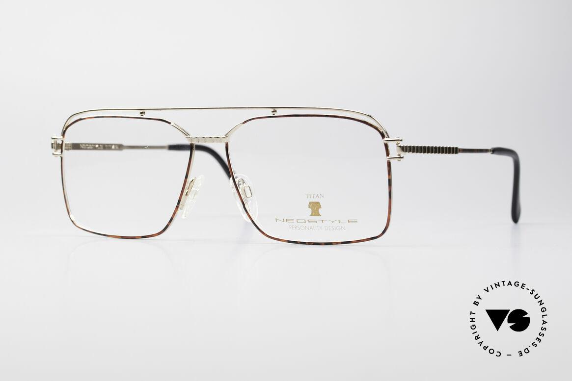 Neostyle Dynaty 424 - XL 80's Titanium Men's Frame