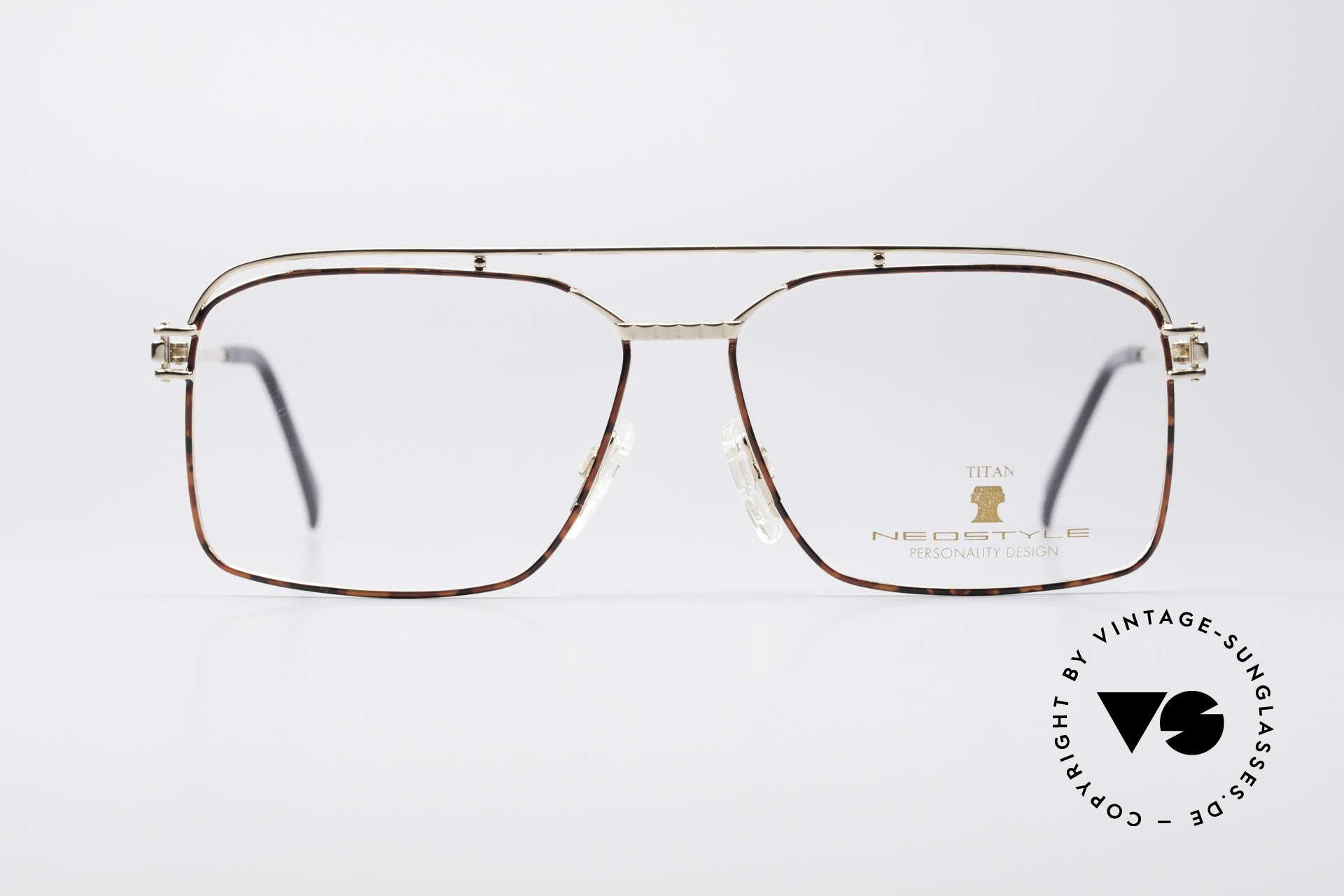 02b457945f7 Glasses Neostyle Dynaty 424 - XL 80 s Titanium Men s Frame