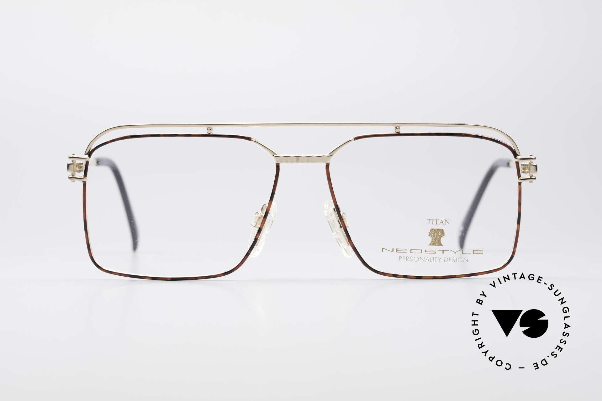 fad11217bb Glasses Neostyle Dynaty 424 - L 80 s Titanium Men s Frame