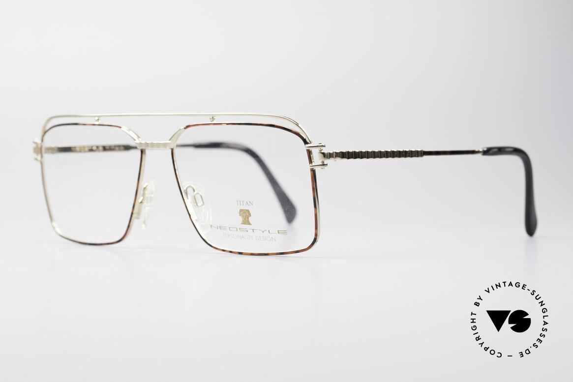 Neostyle Dynaty 424 - L 80's Titanium Men's Frame