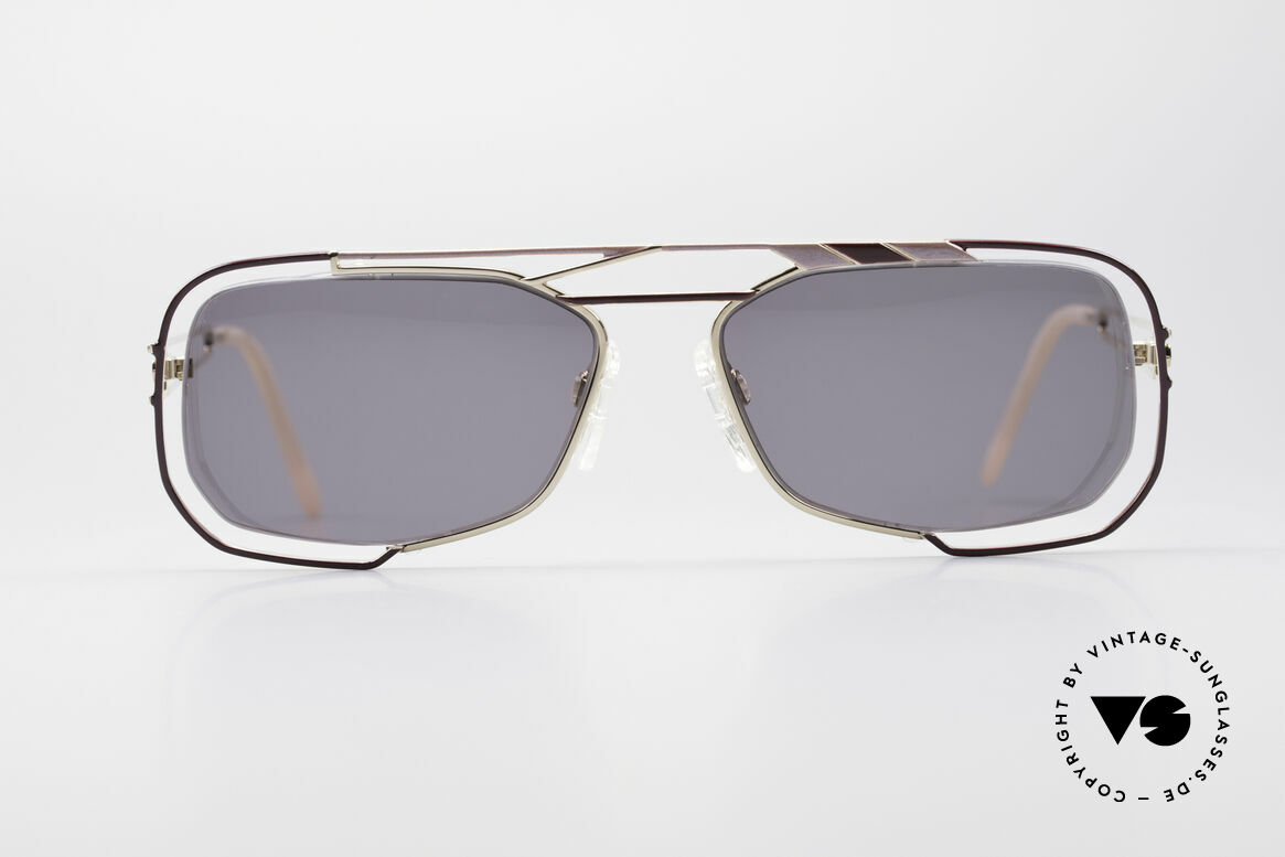 Neostyle Jet 222 No Retro Vintage Sunglasses, flashy Neostyle designer sunglasses with case, Made for Men and Women