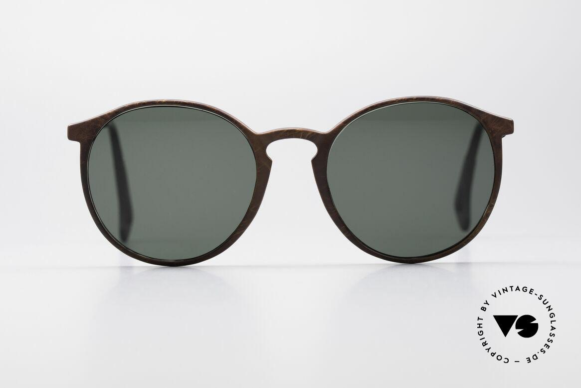 Uvex 9259 Classic Panto Sunglasses 90s
