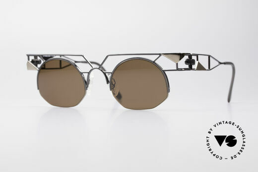Neostyle Jet 224 Steampunk Style Sunglasses Details
