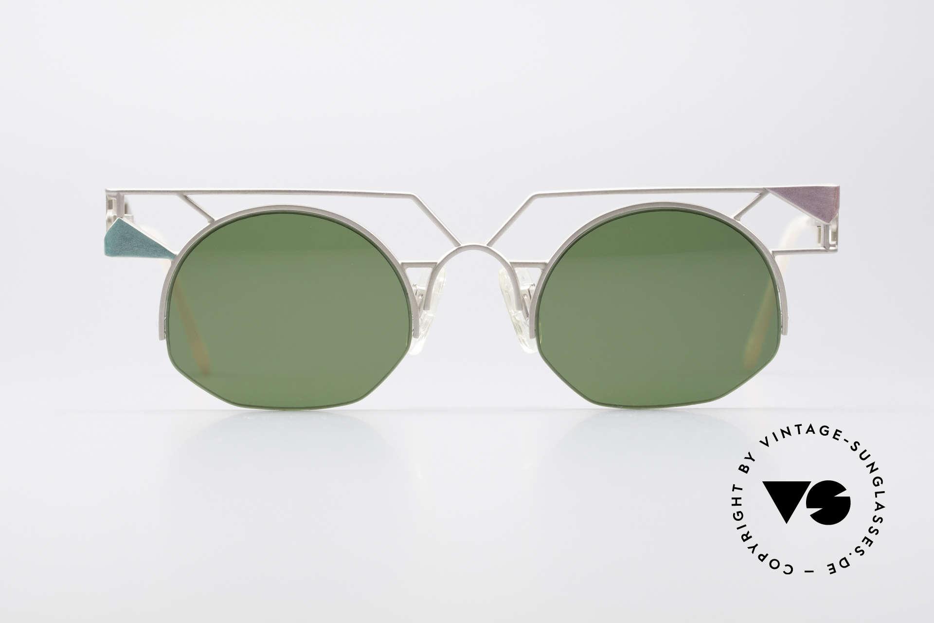 ec09fc2f83 Sunglasses Neostyle Jet 224 Futuristic Vintage Glasses