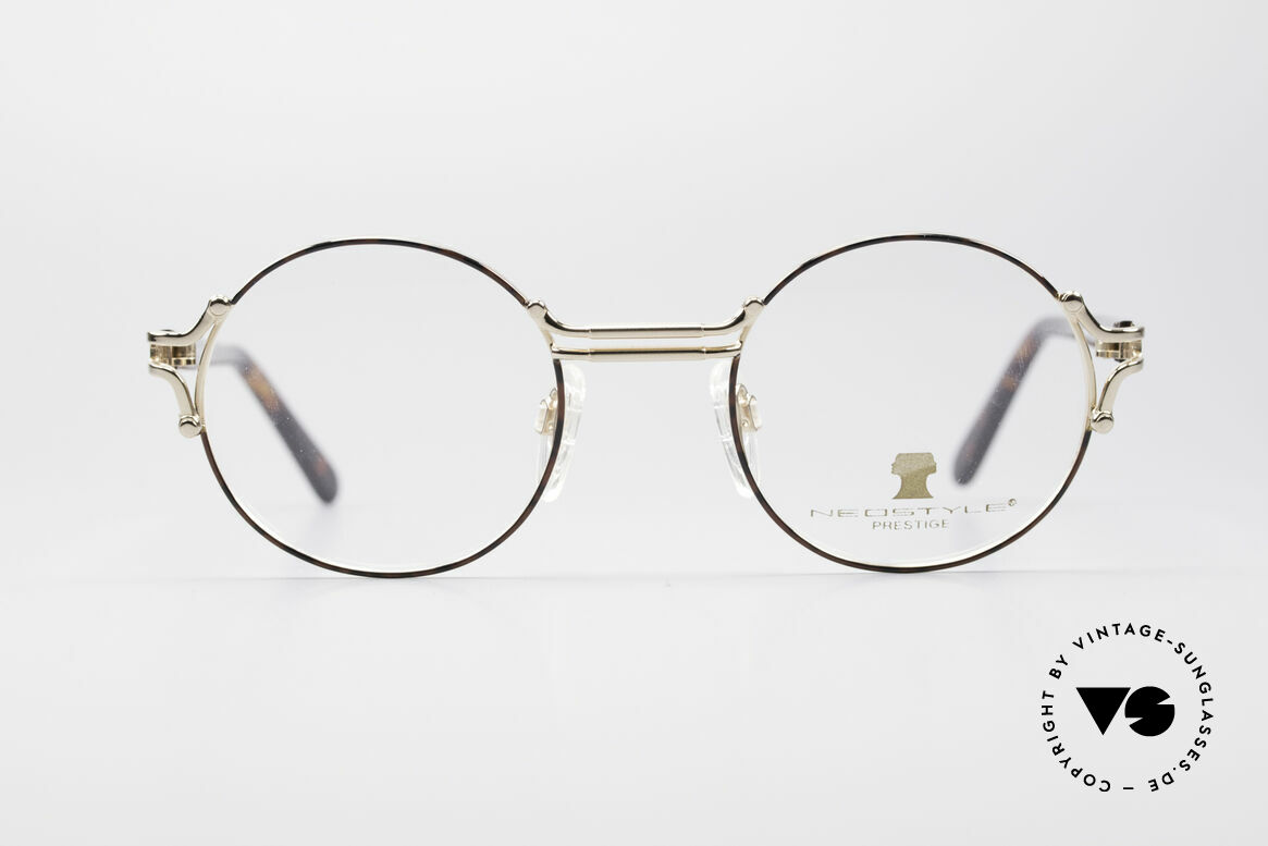 Neostyle Academic 8 Round Vintage Glasses 80's, round, timeless vintage eyeglasses of the 80's, Made for Men and Women