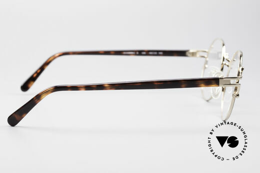 Neostyle Academic 8 Round Vintage Glasses 80's, NO RETRO SPECS; but an old Neostyle Original, Made for Men and Women