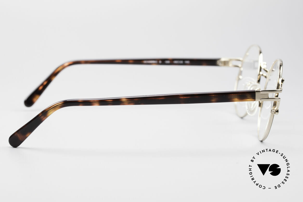 Neostyle Academic 8 Round Vintage Glasses 80's