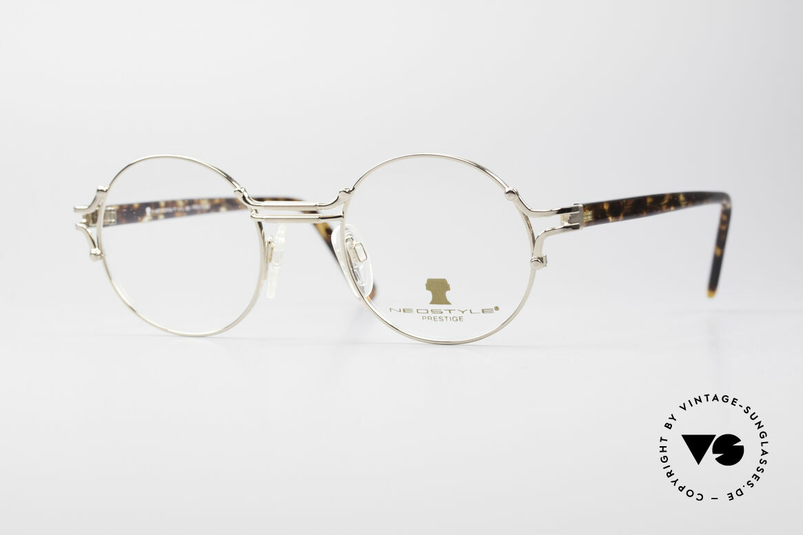 Neostyle Academic 8 Round Vintage Eyeglasses, Neostlye Academic 8 Prestige vintage glasses, Made for Men and Women