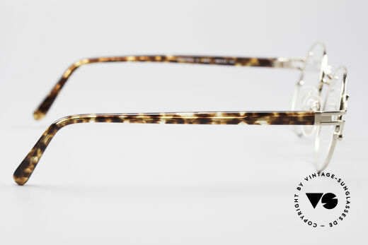 Neostyle Academic 8 Round Vintage Eyeglasses, NO RETRO SPECS; but an old Neostyle Original, Made for Men and Women