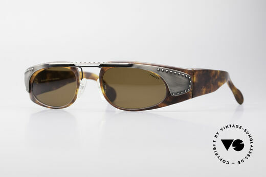 Neostyle Holiday 2002 Vintage Steampunk Sunglasses Details