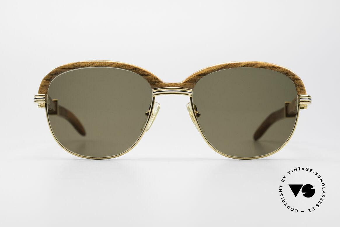 Cartier Malmaison Bubinga Precious Wood Frame
