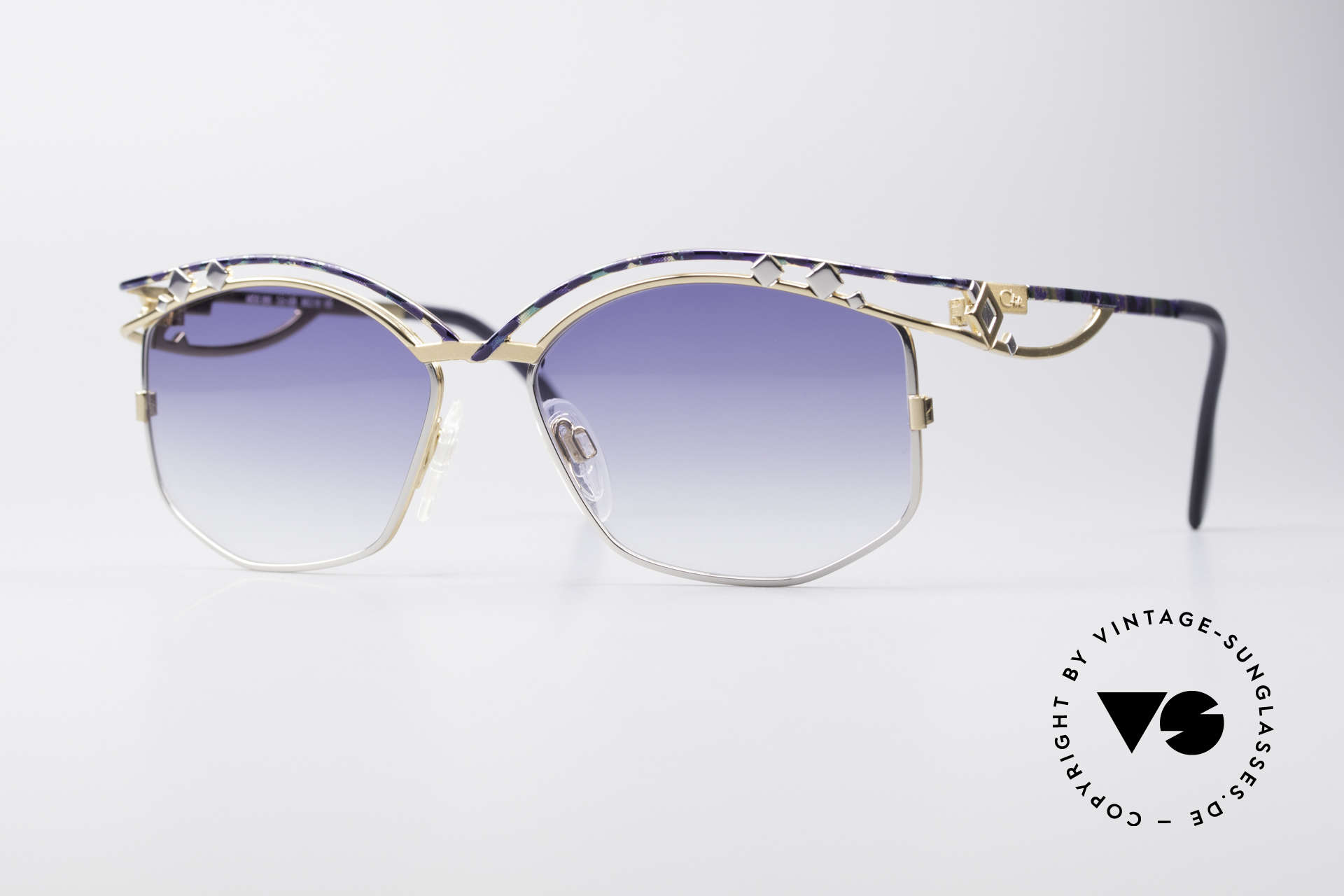 Cazal 280 True Vintage Ladies Sunglasses, rare VINTAGE CAZAL designer sunglasses from 1997, Made for Women
