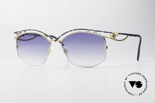 Cazal 280 True Vintage Ladies Sunglasses Details