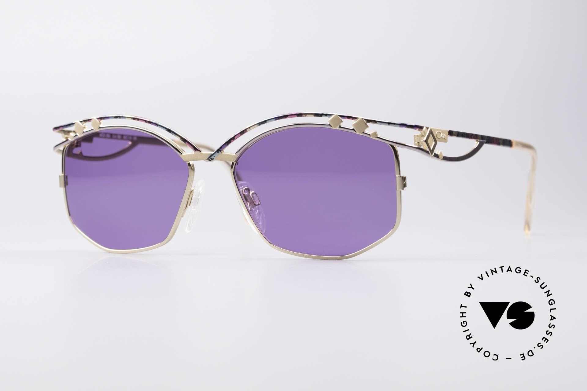 Cazal 280 90s Designer Sunglasses Ladies, rare VINTAGE CAZAL designer sunglasses from 1997, Made for Women