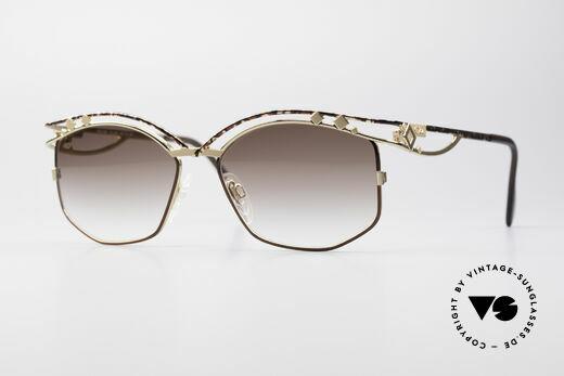 Cazal 280 Rare 90's Designer Sunglasses Details