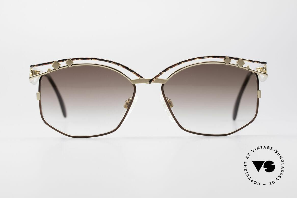 Cazal 280 Rare 90's Designer Sunglasses, distinctive creation by CAri ZALloni (Mr. CAZAL, RIP), Made for Women