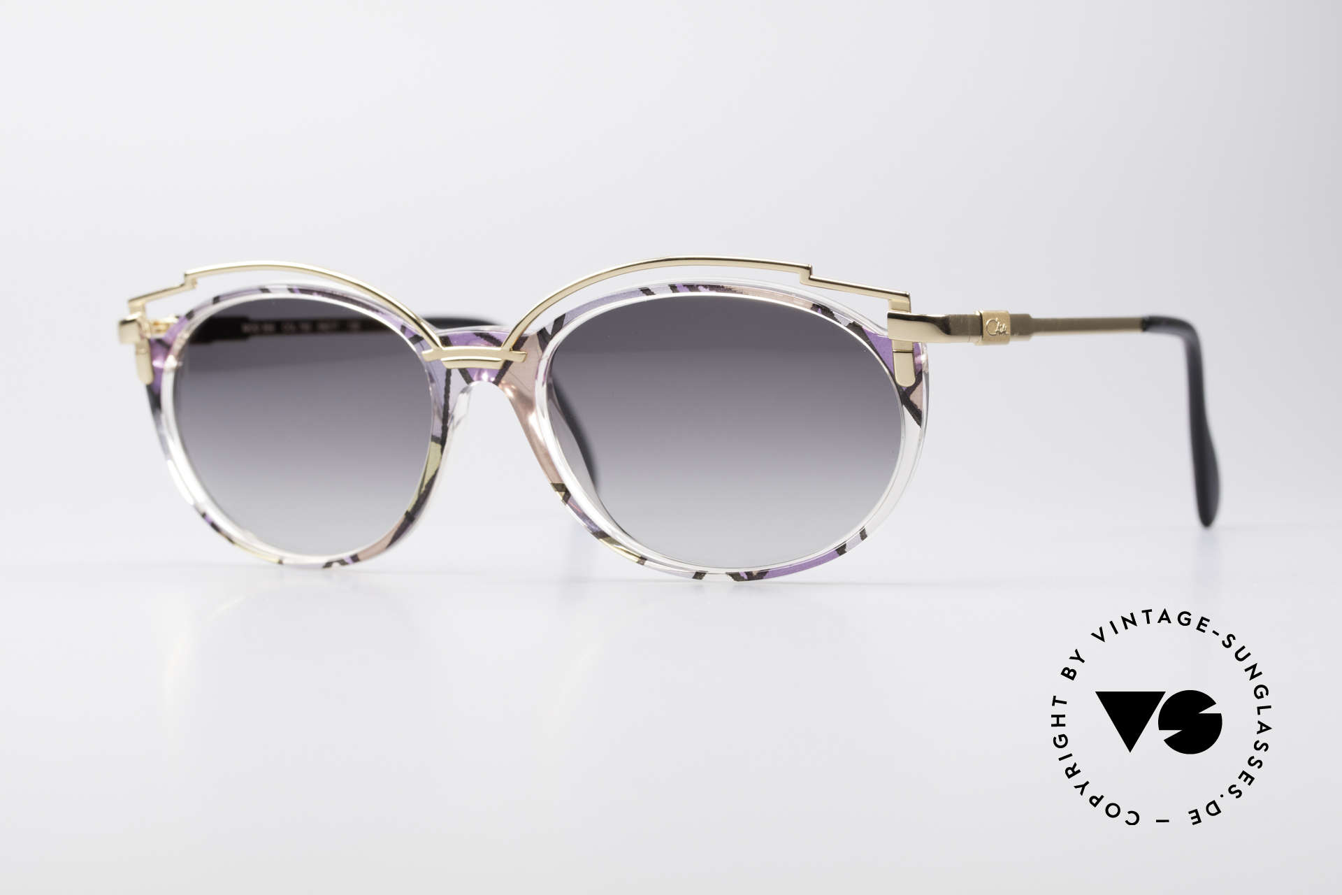 Cazal 358 Vintage 90's Creation Cazal, enchanting VINTAGE sunglasses from 1996 by CAZAL, Made for Women