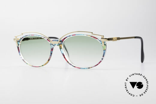 Cazal 358 No Retro True Vintage Shades Details