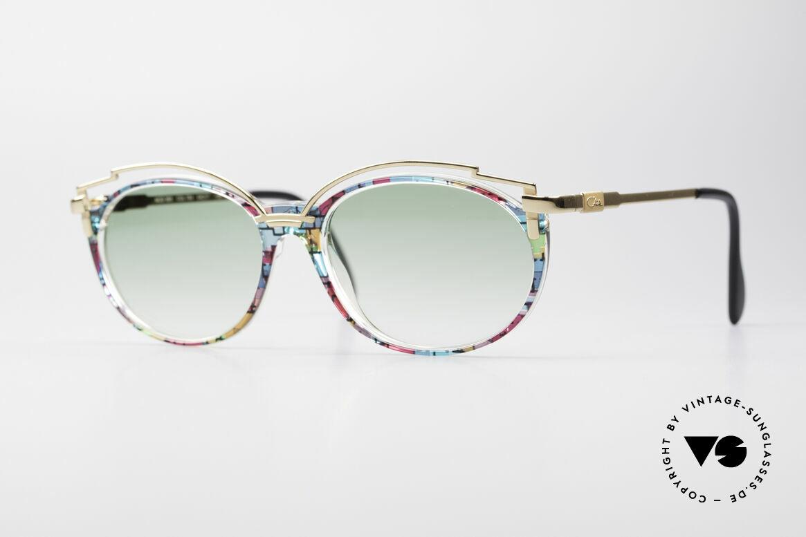Cazal 358 No Retro True Vintage Shades, enchanting VINTAGE sunglasses from 1996 by CAZAL, Made for Women