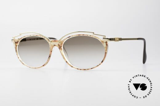 Cazal 358 90's Ladies Sunglasses Vintage Details