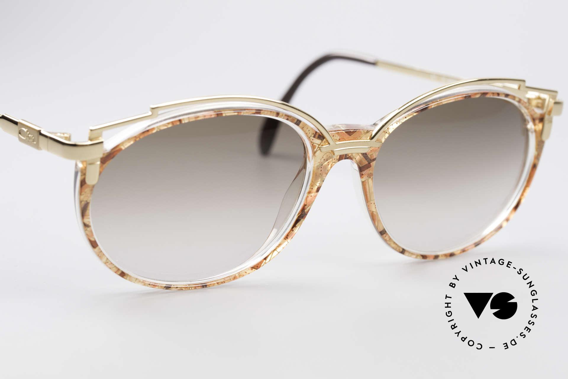 Cazal 358 90's Ladies Sunglasses Vintage, unworn, NOS (like all our rare VINTAGE Cazal eyewear), Made for Women