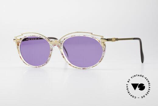 Cazal 358 Rare 90's Vintage Sunglasses Details