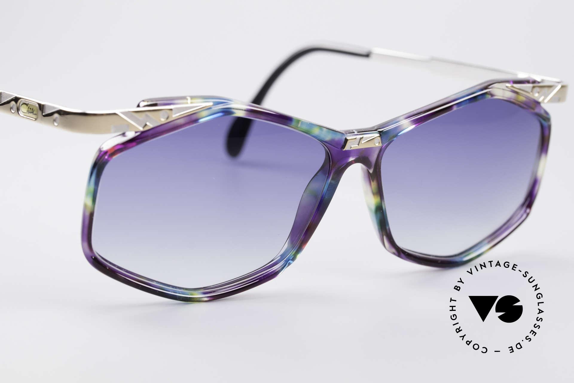 Cazal 354 Vintage Designer Sunglasses, NO RETRO sunglasses, but a 25 years old ORIGINAL, Made for Women