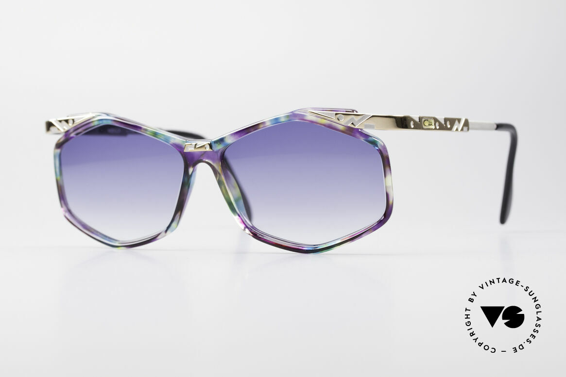 Cazal 354 Vintage Designer Sunglasses, 1st class craftsmanship and very pleasant to wear, Made for Women