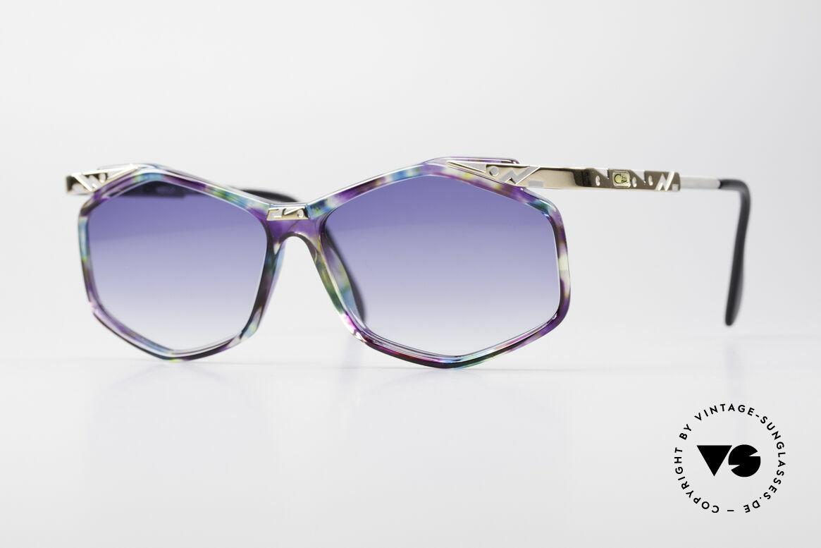 Cazal 354 Vintage Designer Sunglasses