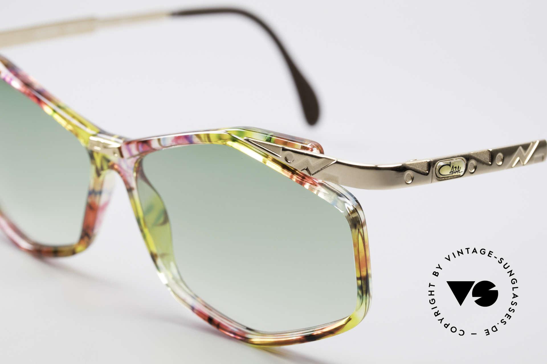 Cazal 354 Vintage 90s Sunglasses Women, never worn (like all our rare vintage Cazal eyewear), Made for Women
