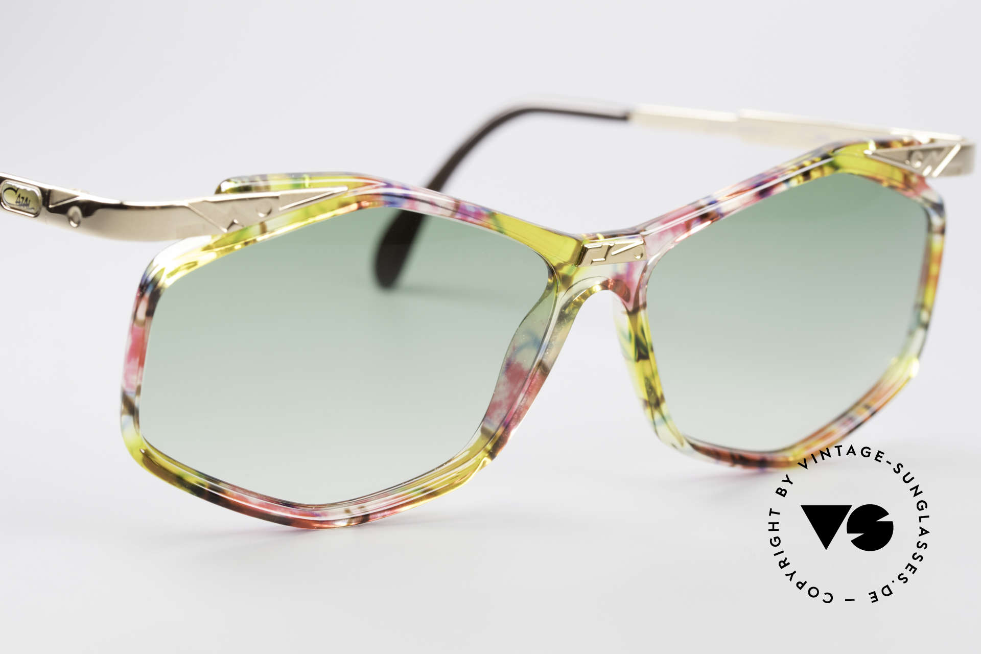 Cazal 354 Vintage 90s Sunglasses Women, NO RETRO sunglasses, but a 25 years old ORIGINAL, Made for Women