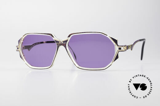 Cazal 361 Original 90's Sunglasses Details