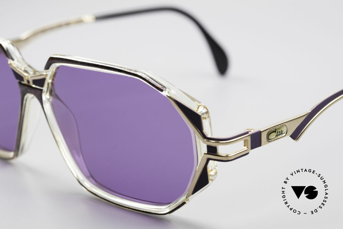 Cazal 361 Original 90's Sunglasses, top-notch crafting & great durability (made in Germany), Made for Women