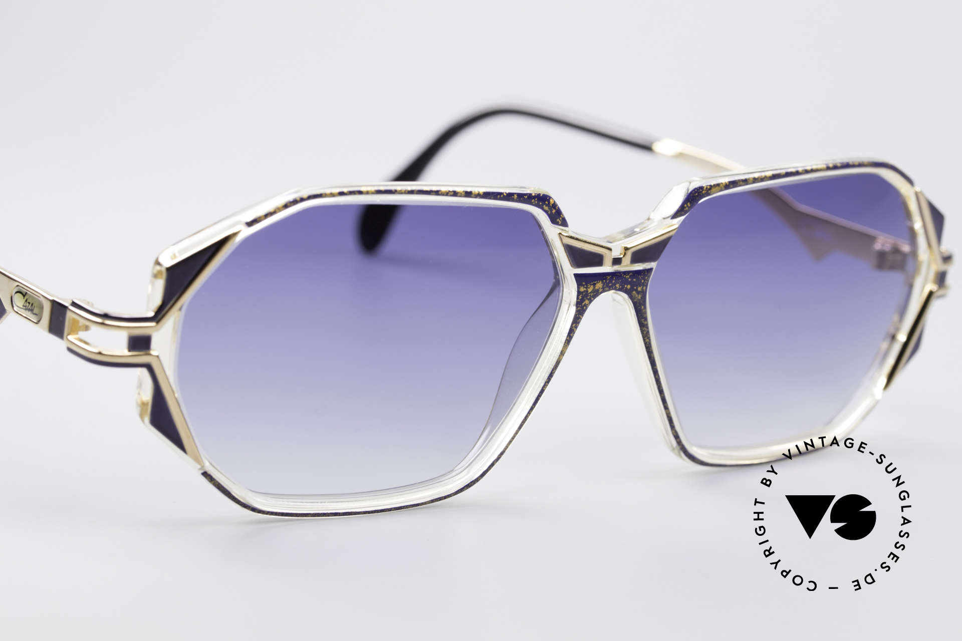 Cazal 361 Designer Sunglasses No Retro, never worn (like all our rare VINTAGE Cazal sunglasses), Made for Women