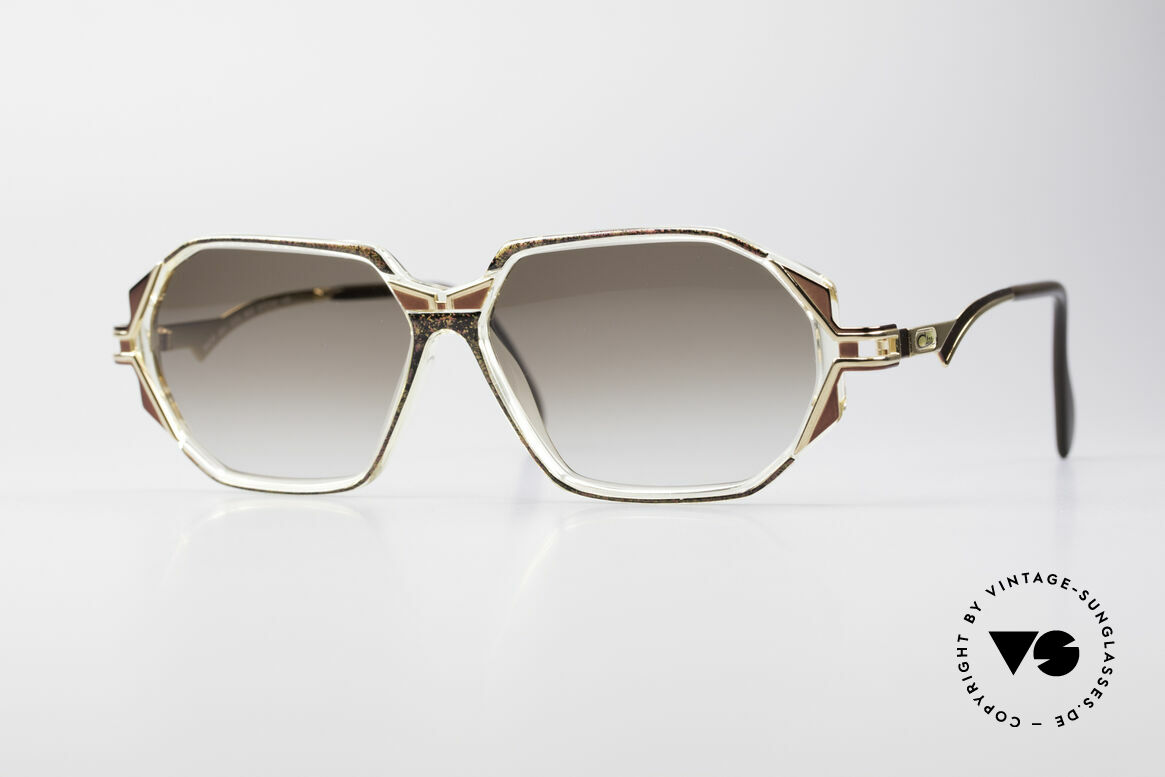 Cazal 361 Original Designer Sunglasses, adorned CAZAL sunglasses from the early / mid 1990's, Made for Women