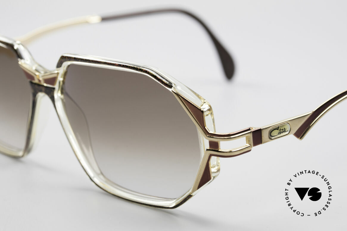 Cazal 361 Original Designer Sunglasses, top-notch crafting & great durability (made in Germany), Made for Women
