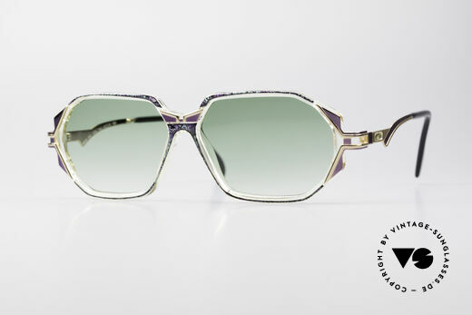 Cazal 361 Original Ladies 90s Sunglasses Details