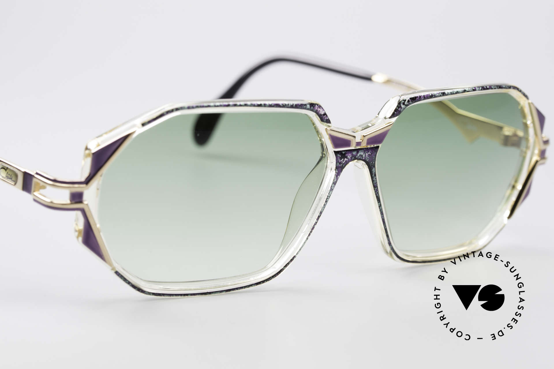Cazal 361 Original Ladies 90s Sunglasses, never worn (like all our rare VINTAGE Cazal sunglasses), Made for Women