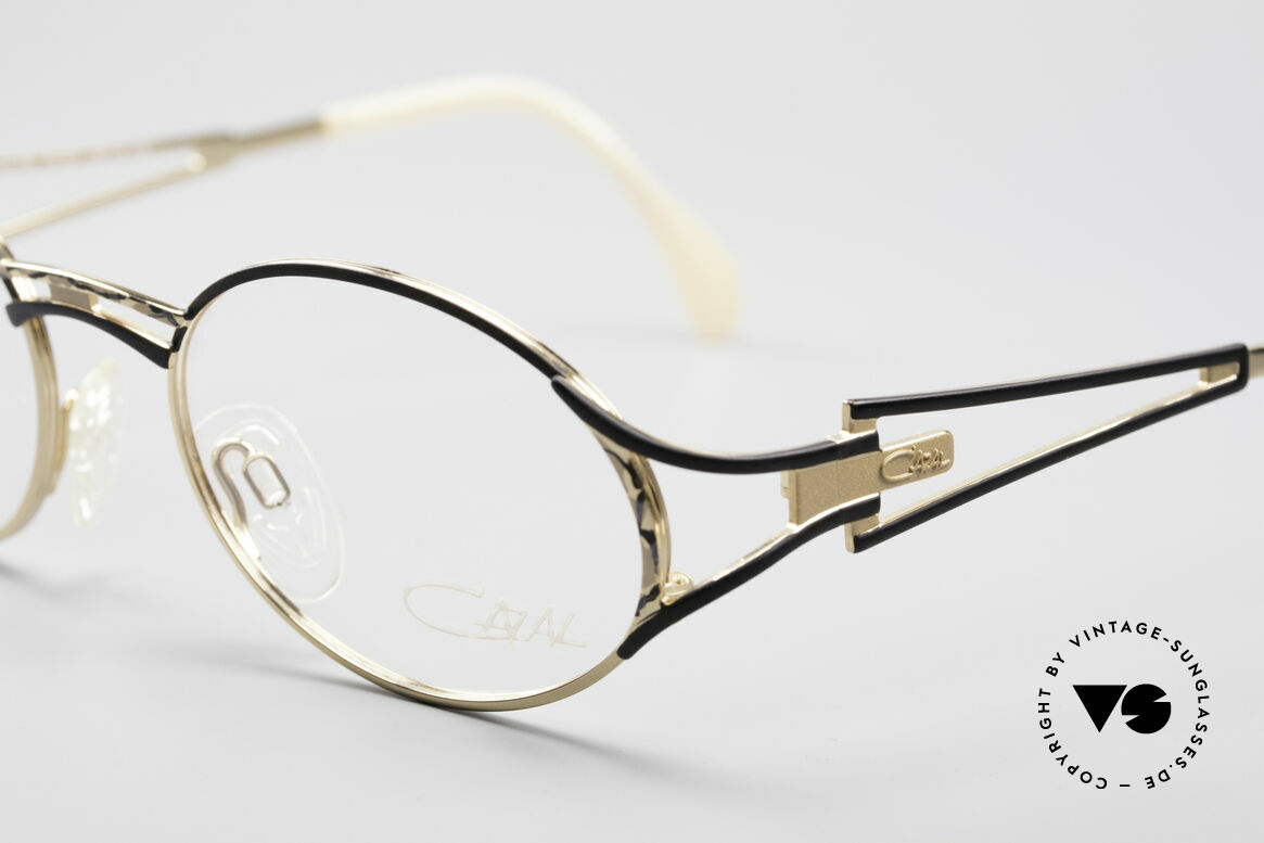 Cazal 285 Oval Round Vintage Glasses, never worn (like all our vintage CAZAL frames), Made for Women