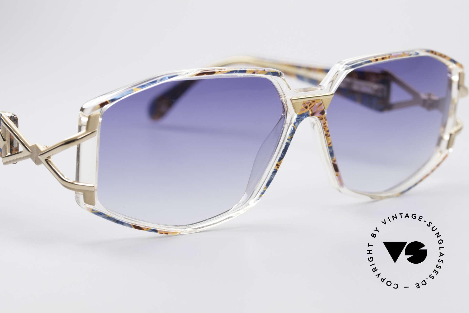 Cazal 368 90's Hip Hop Old School Shades, unworn (like all our rare VINTAGE designer sunglasses), Made for Women