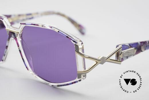 Cazal 368 90's Sunglasses Hip Hop Style